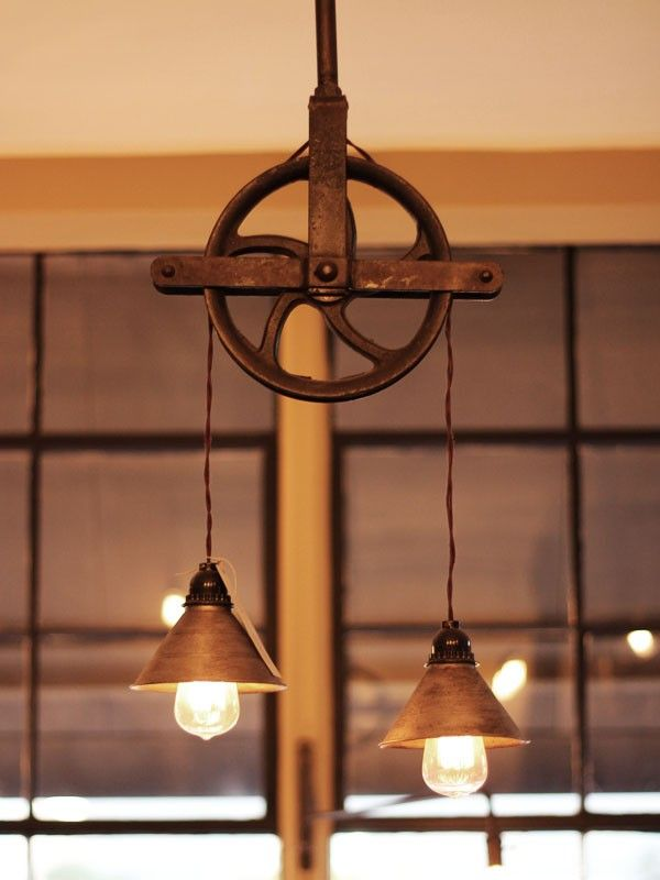 Hanging Light Fixture Lighting Bulb Amp Wick Rustic