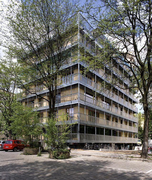 Coletivo Vulgar | Projeto da Semana: Uma morada colaborativa em Berlim