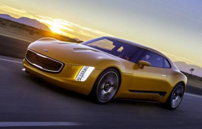2020 KIA GT4 Stinger Release Date, Price, Redesign Kia