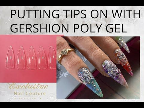 Pin By Emma Leitch On Nail Designs In 2020 Gel Designs Gel Nail Tips Gel