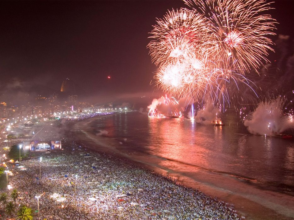 15 Best Places to Celebrate New Year's Eve Around the
