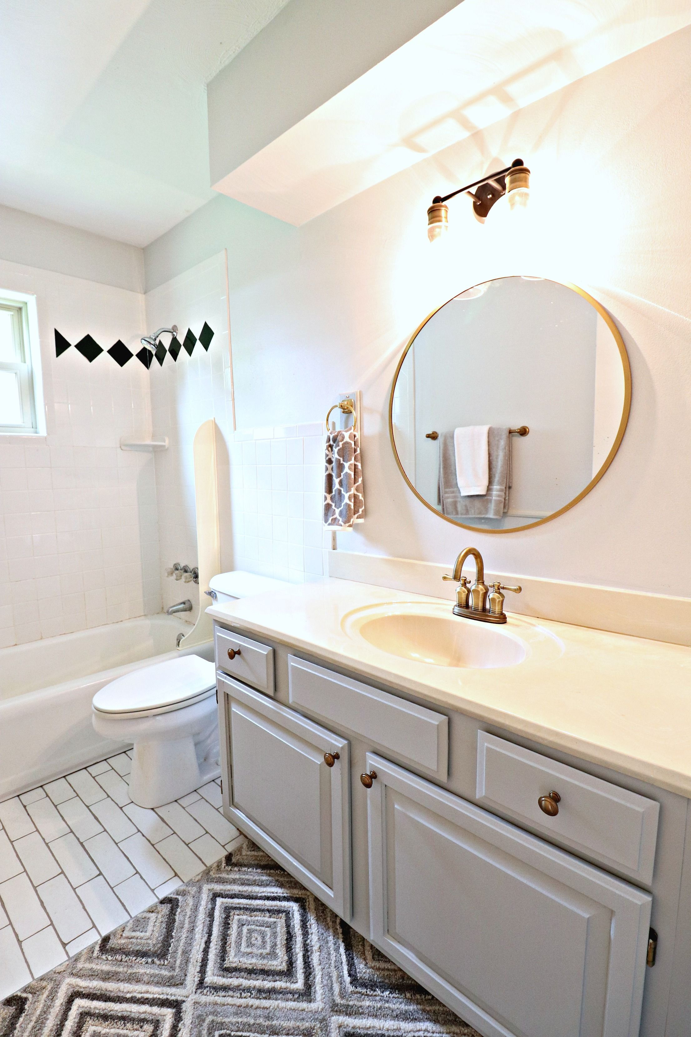 Home Tour: Budget Inspiration! Tour a completely updated ...