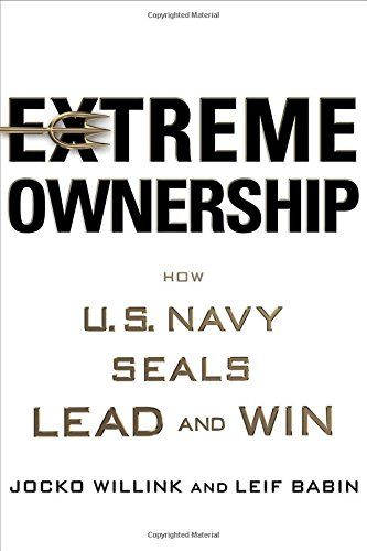 Extreme Ownership: How U.S. Navy SEALs Lead and Win by Jocko Willink http://www.amazon.com/dp/1250067057/ref=cm_sw_r_pi_dp_DkXjwb0C4SVMT
