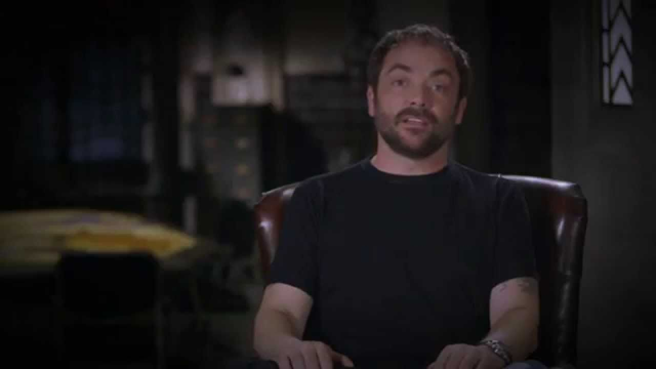 A Very Special Supernatural Special  - Crowley, King of Hell