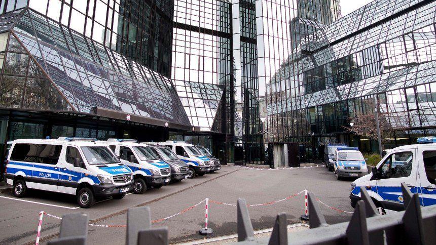 Deutsche Bank GeldwäscheRazzia braucht mehr Zeit zu