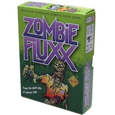 Fluxx Zombie.