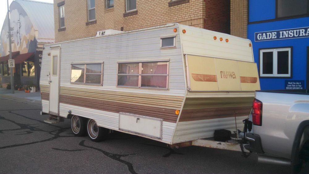 1978 nu wa 23 ebay motors other vehicles trailers rvs rh pinterest com