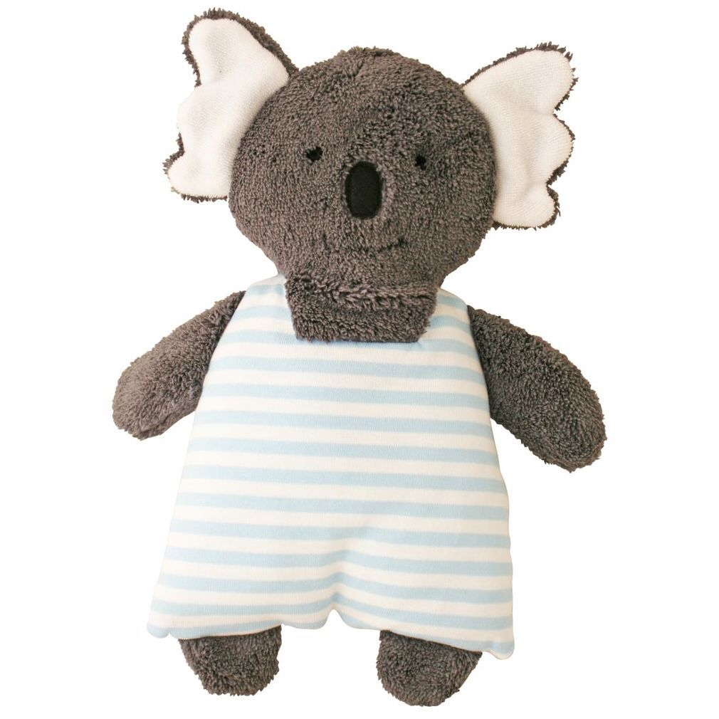 Baby Girl Boy Rattle Pink Grey Blue Bunny Teddy Bear Soft Plush Newborn Babies