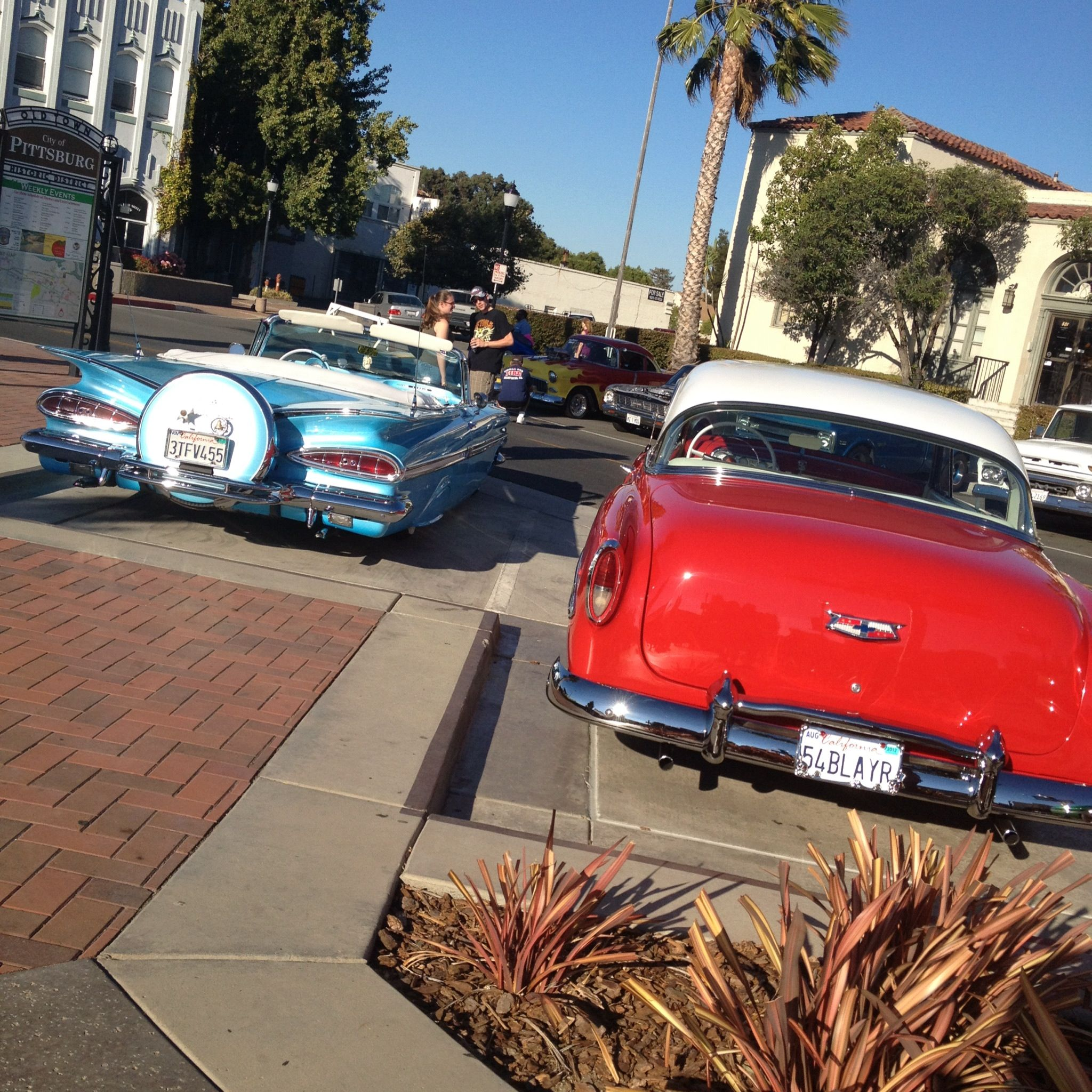 Old Town Pittsburg Car Show Pittsburg CA Weasels Pinterest - Bay area car show events