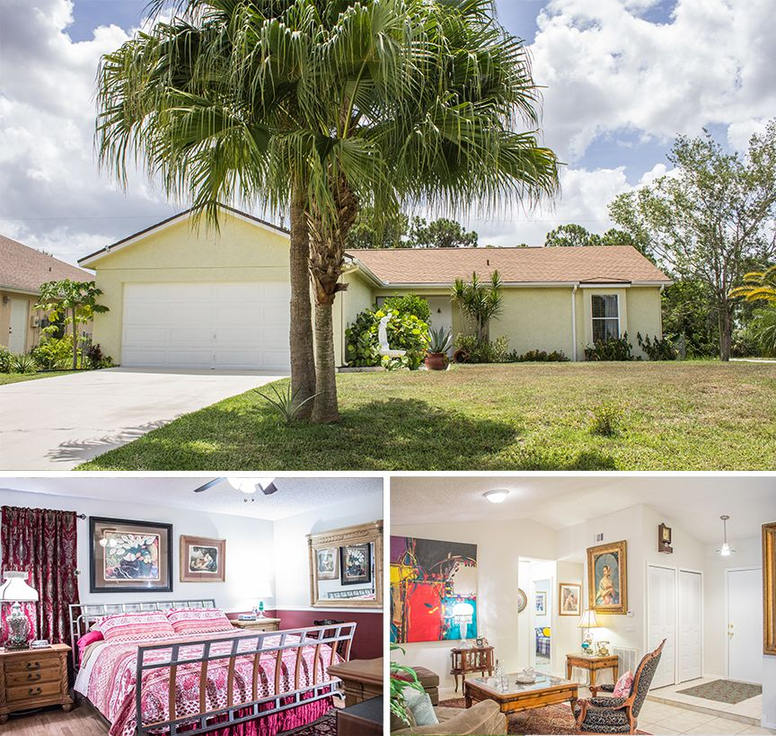 ***Coming Soon in Port St Lucie*** 3 bed, 2 bath plus den. 2 car garage, fenced in backyard  http://www.searchallproperties.com/listings/2091743/3197-Sw-Esperanto-St-Port-St-Lucie-FL