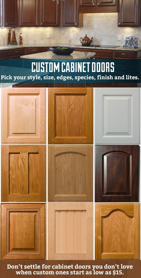 Cabinet Doors Can Make Or Doom A Kitchens Visual Appeal Dont
