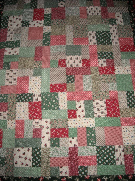 Yellow Brick Road Quilt Pattern Christmas Quilt Patterns
