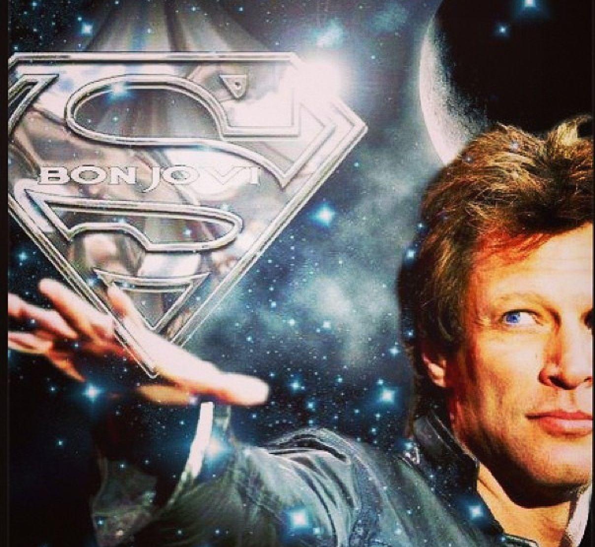 Bon Jovi superman logo | My man.......JBJ | Pinterest | Bon jovi ...