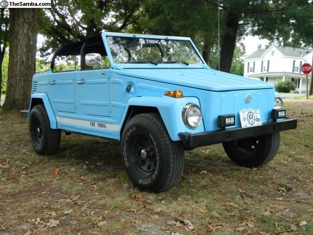 Light blue volkswagen thing181 weird but i like it cars of my light blue volkswagen thing181 weird but i like it altavistaventures Images