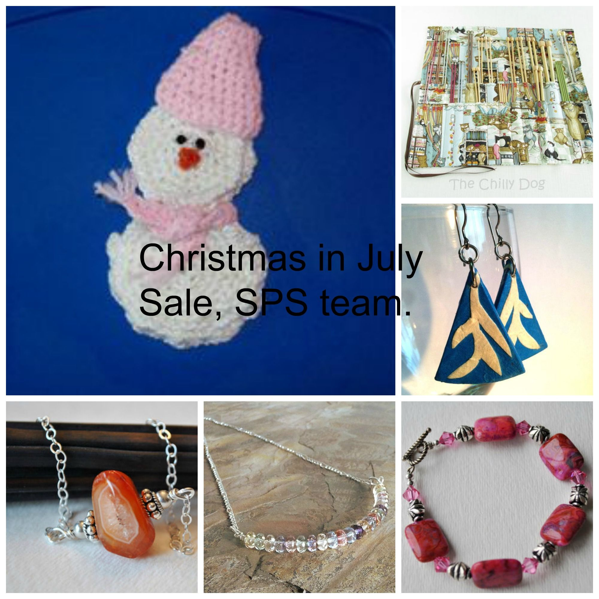 CHRISTMAS IN JULY SALE till the 20th! Use code SPSTCIJ14 at participating shops for your discount. For a complete list of shops please see our blog post at: tinyurl.com/ml2papy www.etsy.com/...
