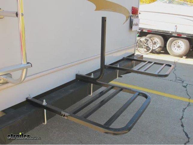 Swagman 2-Bike RV Ladder Rack