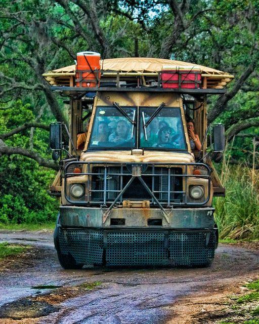 Kilimanjaro Safari In 2020 Disney Rides Authorized Disney