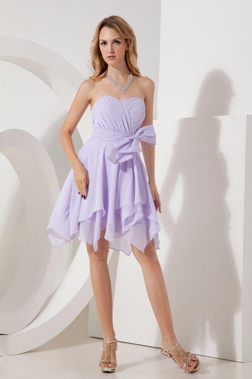 New fashion aline chiffon sweetheart sleeveless off the shoulder