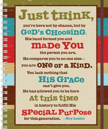 Just Think by Roy Lessin   Inspirational bible quotes ...