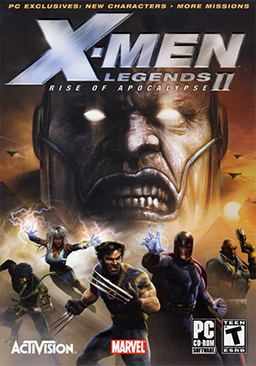 X Men Legends Ii Rise Of Apocalypse Free Download Pc Game Free Download Pc Game Apocalypse Games X Men Apocalypse