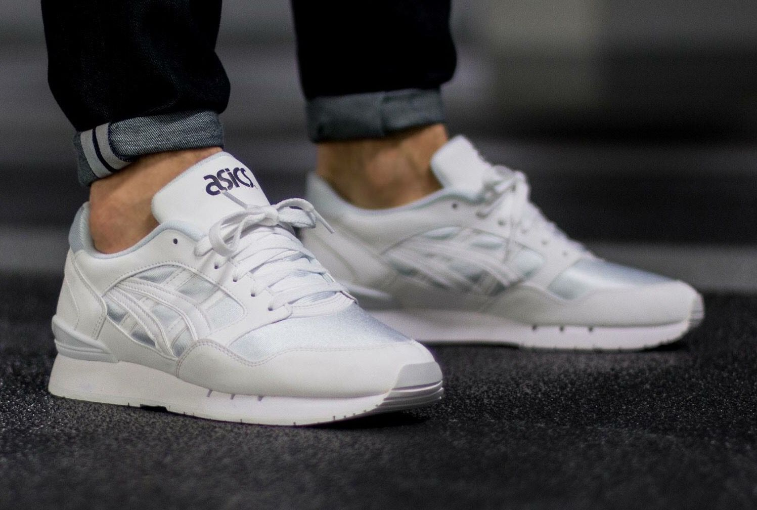Asics Gel Atlantis: White