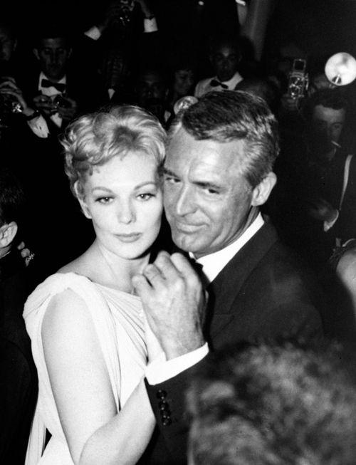 Kim Novak & Cary Grant