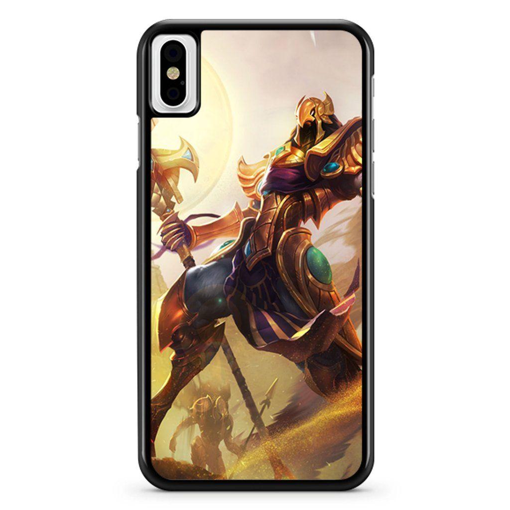 coque iphone 8 dual screen league of legends
