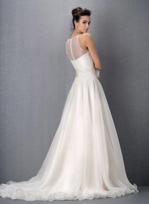 modelo 9003 detras | novias y fiesta (bridal, evening and party