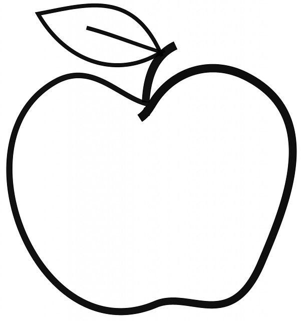 R sultat de recherche d 39 images pour dessin de pomme cole pommes dessin coloriage pomme - Pommes dessin ...
