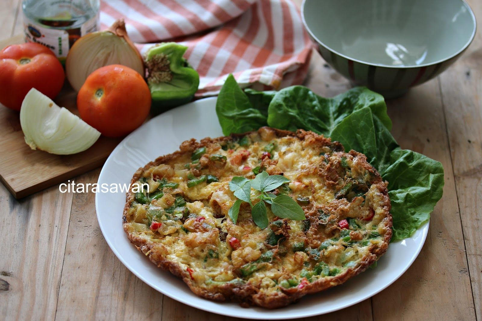 Telur Dadar Thai X2f Thai Omelette Resepi Terbaik Telur Dadar Resep Masakan Asia Makanan
