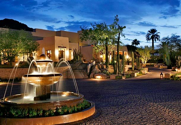 In January 2004 Camelback Inn Joined The World Class Collection