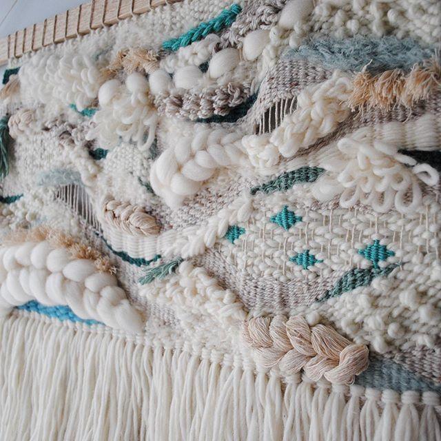 T-t-t-t-texture.  .  .  .  #craftsposure #wovenwallhanging #wallhanging #walldecor #tapestry #weaving  #fibreartist  #offtheloom #weaversofinstagram #etsy #shopetsy #etsyaustralia #etsysellers #handmade #australianmade  #shopsmall #woventapestry  #weaverfever #smallbusinesslove #texture #textureweaving #nurserydecor #makersgonnamake #weaversofinstagram    #Regram via @B9pjZg6DTPY