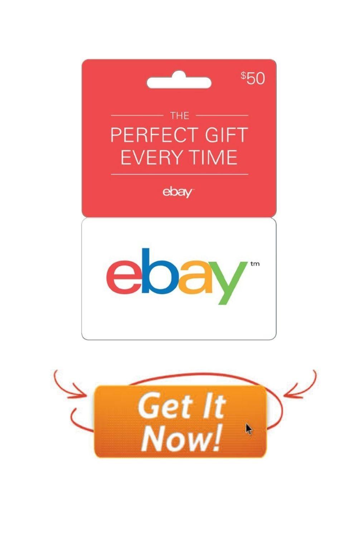 Win Ebay Gift Card Gift Card Giveaway Ebay Gift Gift Card