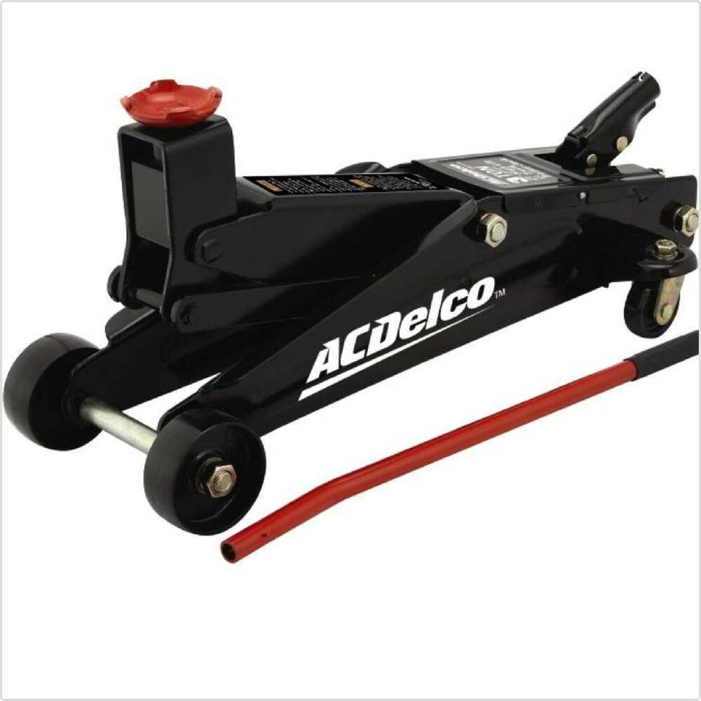 AC Delco 3Ton Trolley Floor Jack Auto Service SUV Vehicle
