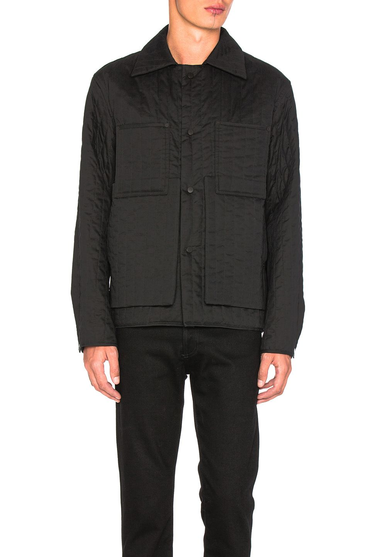 Craig Green Black Core Quilted Workwear Jacket Modesens Work Wear Work Jackets Jackets
