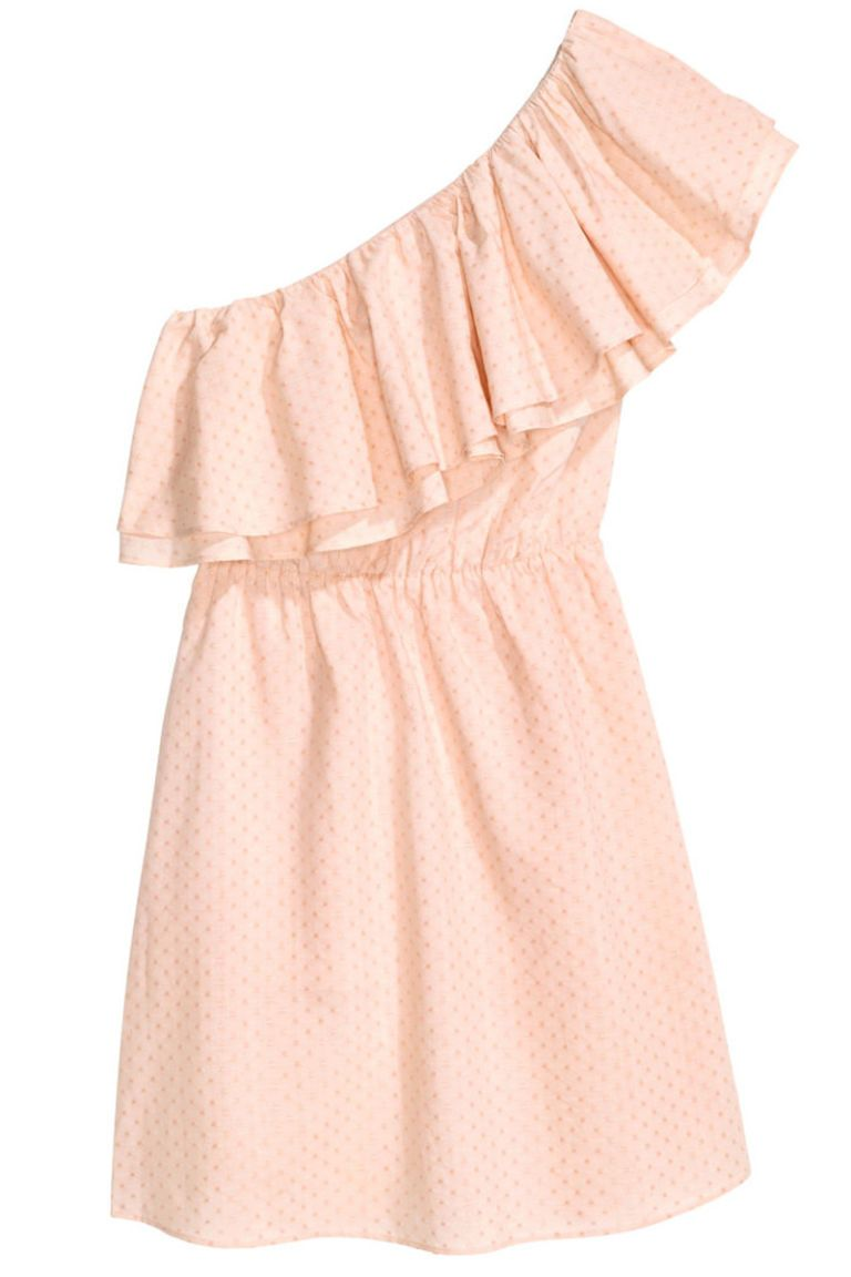 Pink short dress casual   Affordable Sundresses Youull Want To Add To Your Shopping Cart