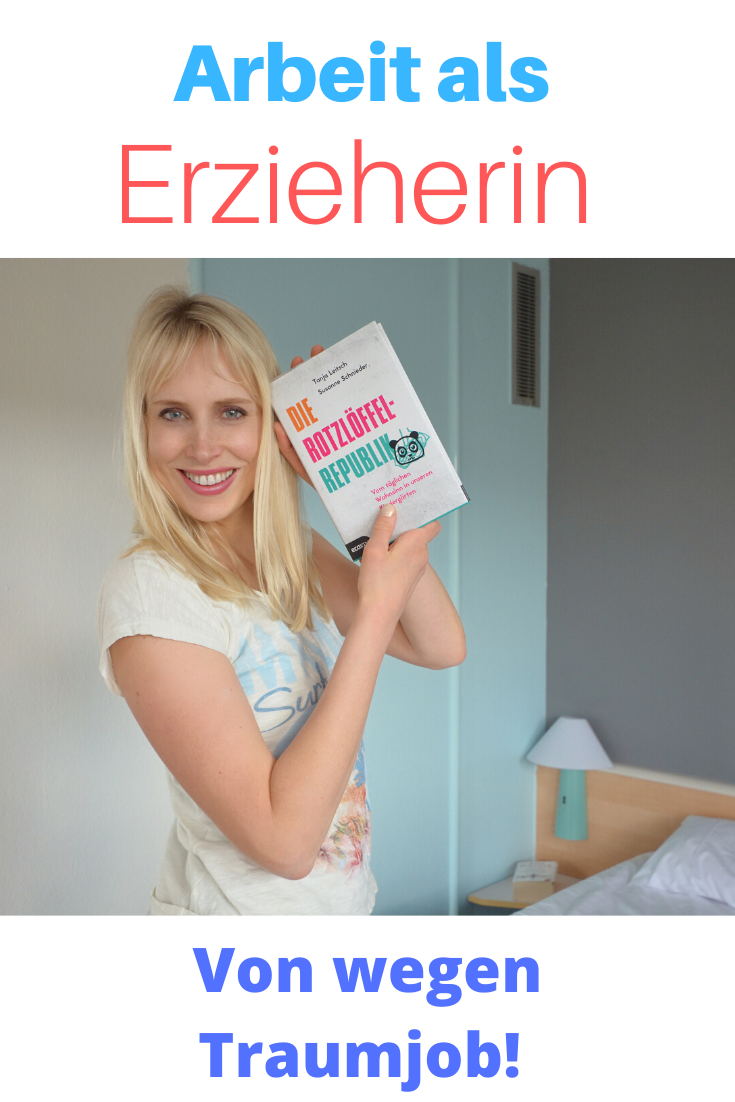 Kindergarten Wahnsinn Erzieher Packen Aus In 2020 Erzieherin Buch Tipps Buchvorstellung