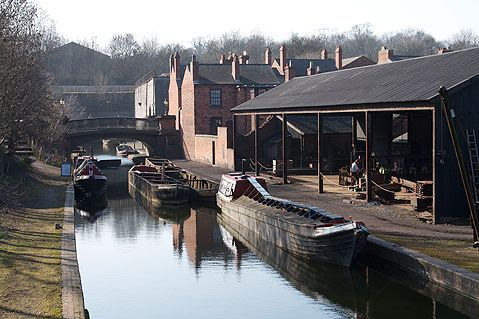 The Museum S Story Black Country Living Museum Museo All Aperto