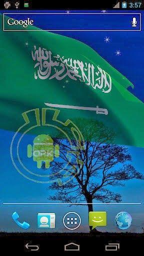 تحميل خلفية علم السعودية المتحركة لأندرويد 3d Saudi Flag Live Wallpaper حمل المزيد من تطبيقات وألعاب وثيمات أندر Android Wallpaper Live Wallpapers Neon Signs