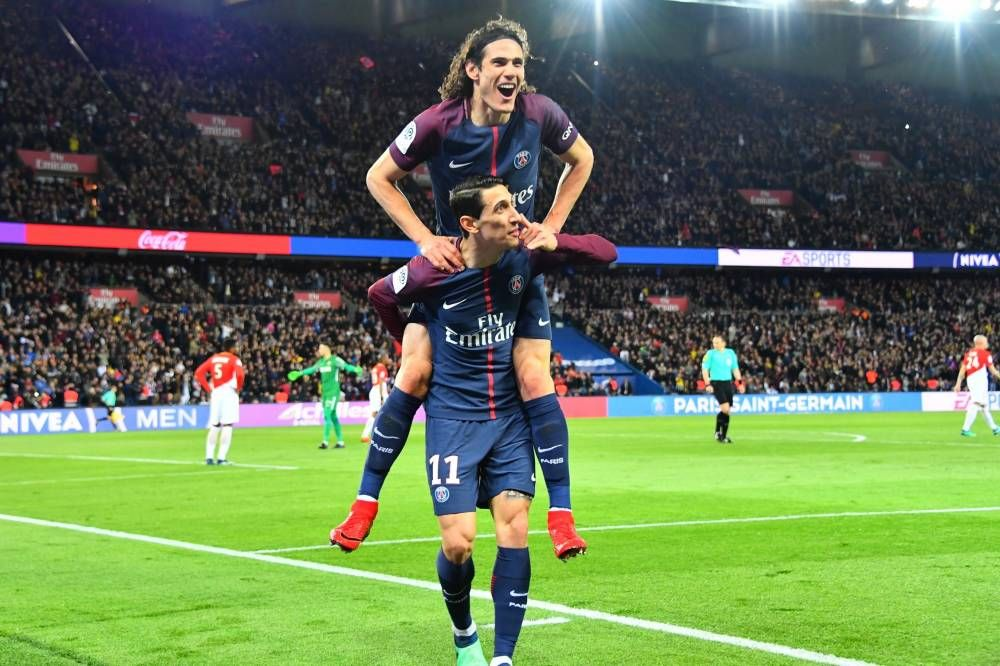 The PSG humiliates Monaco and offers the title of champion