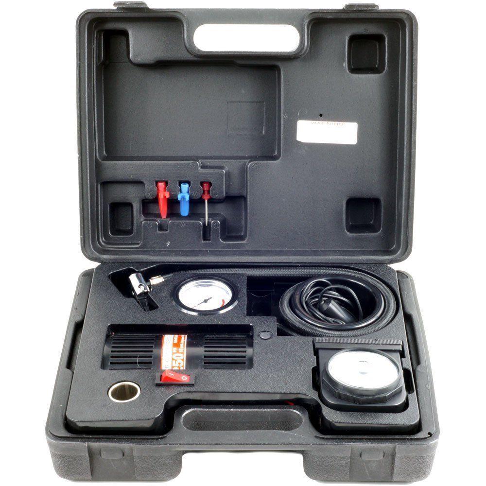 Portable Air Compressor Car 12 V Pump Auto Tire Inflator