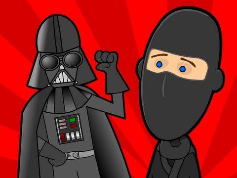 Ask A Ninja - The Truth About Darth Vader