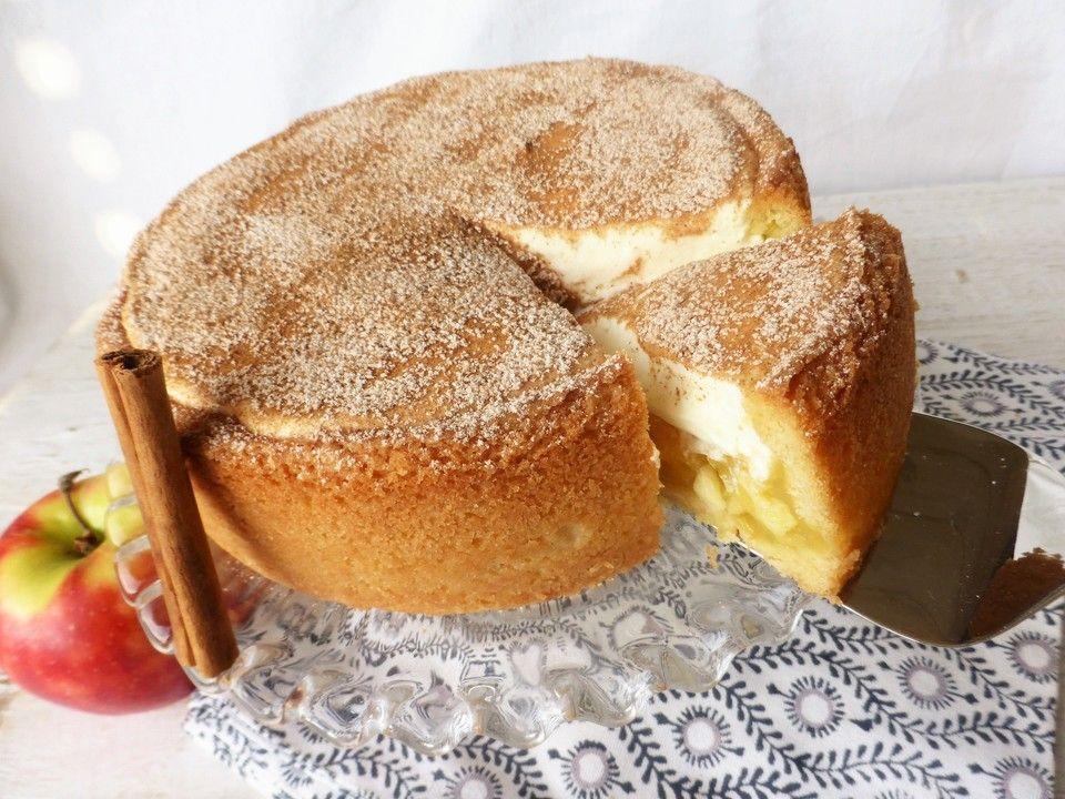Apfel Schmand Torte Likore Pinterest Kuchen Cake Und Desserts