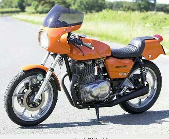 Laverda 500 Montjuic Moto Laverda Breganze Motorcycle Classic