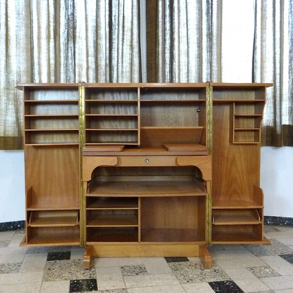 Magic Box writing desk from the fifties by unknown designer for ...
