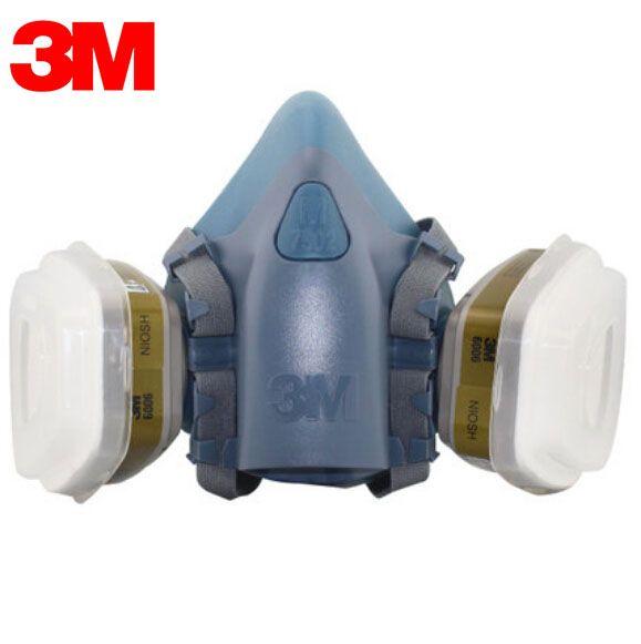 3m half mask 7501