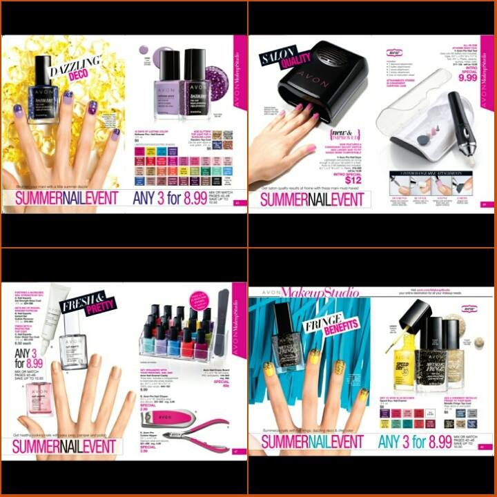 Check out our new summer Nail Event. Plus the new and improved Pro ...