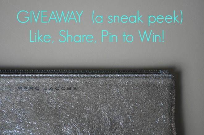 GIVEAWAY   Re-pin to win.  (share & like on facebook) Go to blog post for details