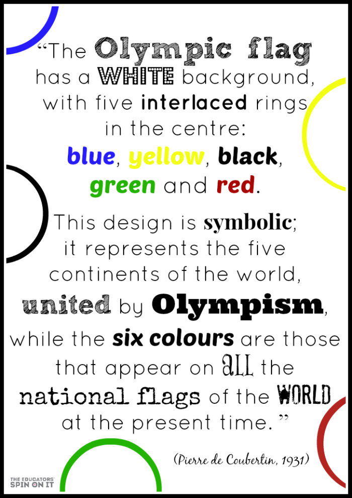 Best 25 Olympic Rings Colors Ideas On Pinterest The