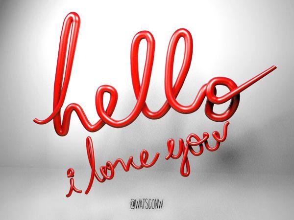 hello love - Google zoeken